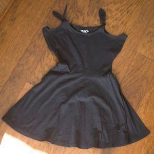 Girls Little Black Dress